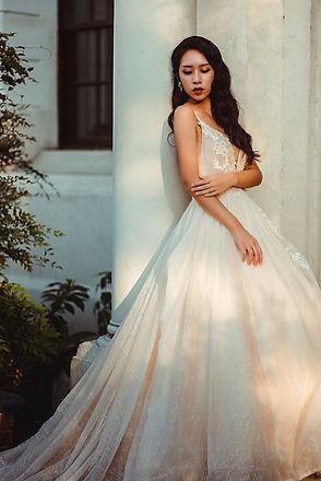 A-Line婚紗禮服 │ 那一刻北歐婚紗,命定款婚紗,台中婚紗禮服