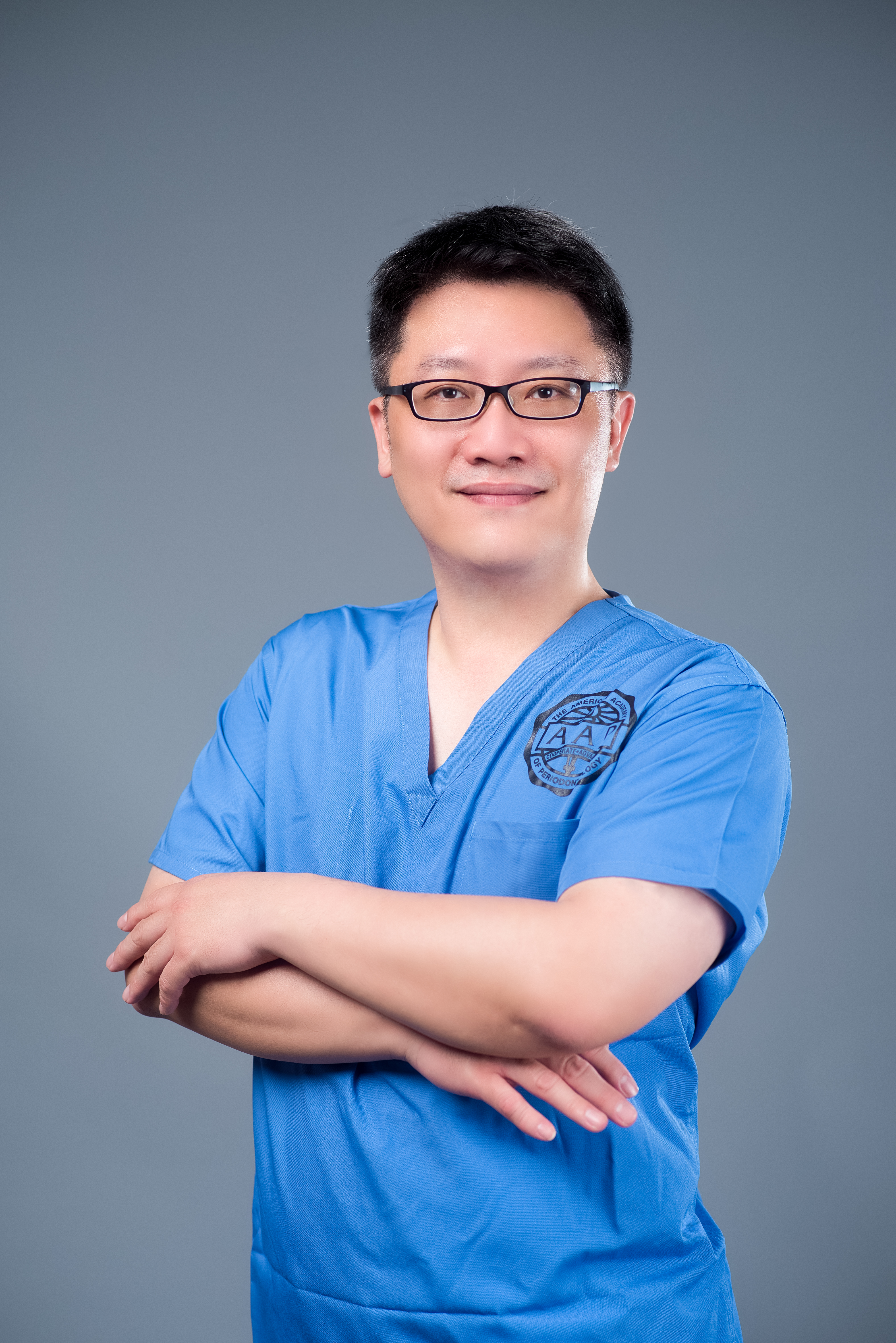 台中醫師個人形象照