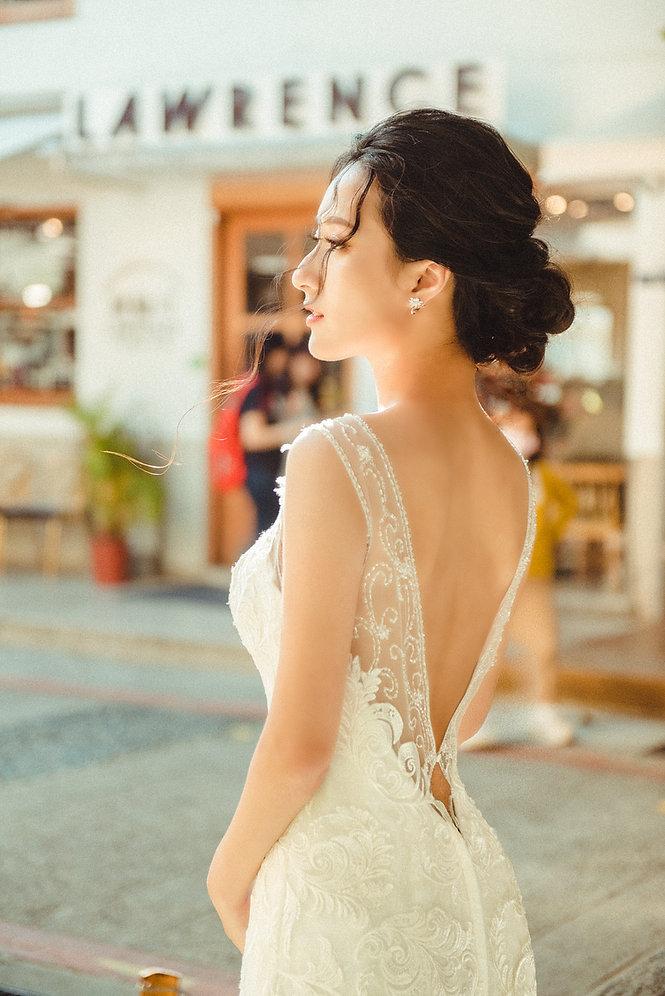 北歐風婚紗