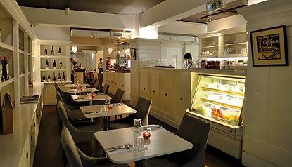 ianco Taipei 義大利白色餐廳室內