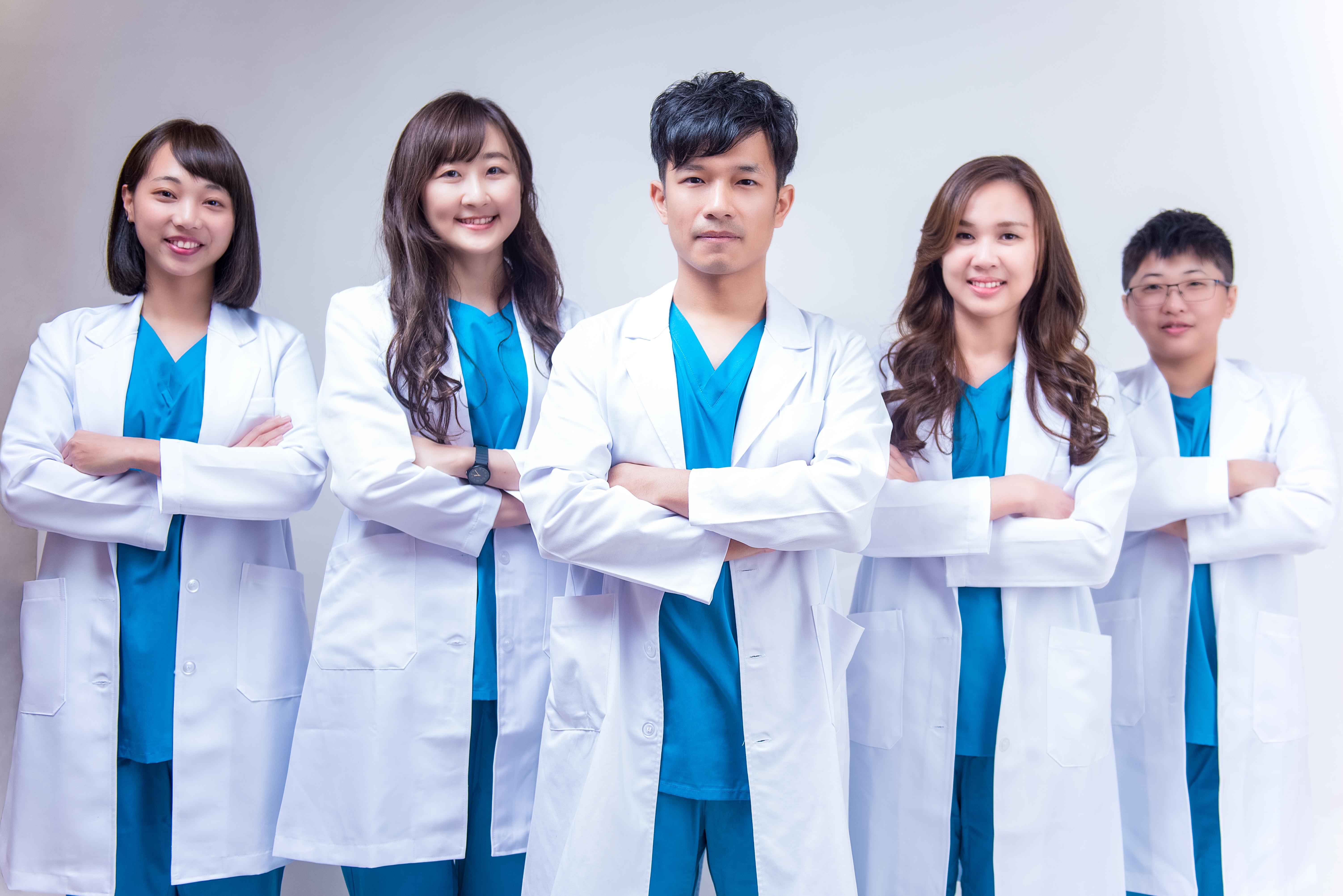 醫師團體形象照