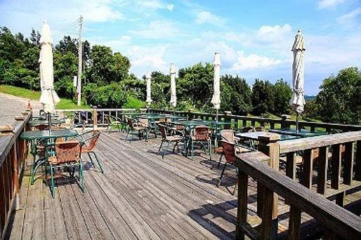 星海之戀咖啡館-戶外平台 │桃園求婚企劃推薦、求婚企劃費用
