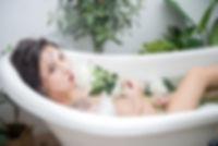 台中浴缸孕婦寫真