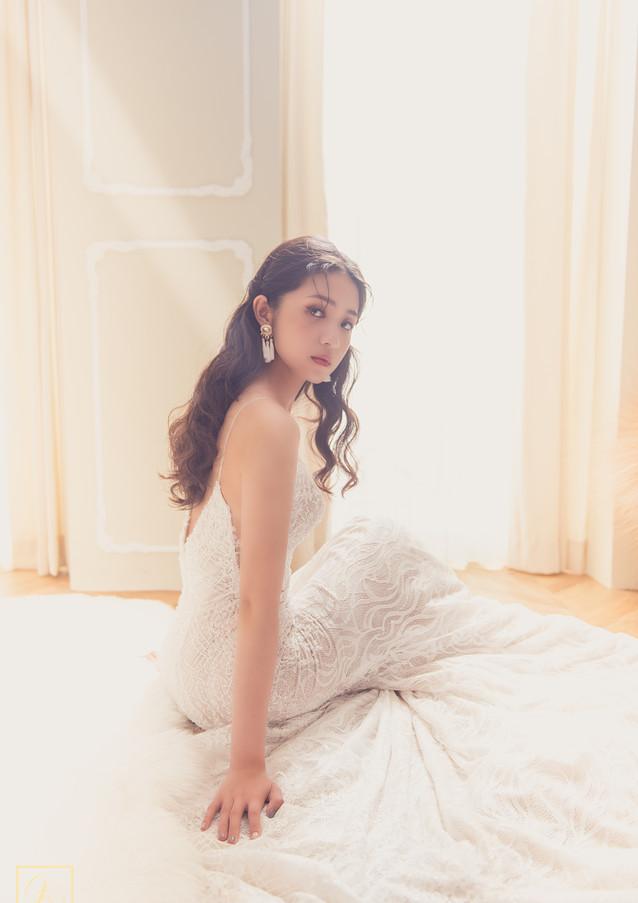 自然光婚紗攝影