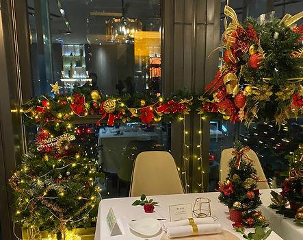 求婚佈置-聖誕節求婚佈置 │台中求婚佈置、新竹求婚布置、南投求婚佈置