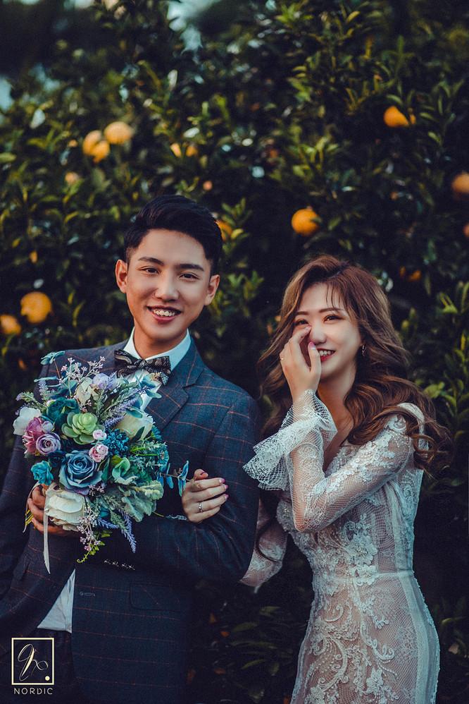 果園美式婚紗攝影推薦