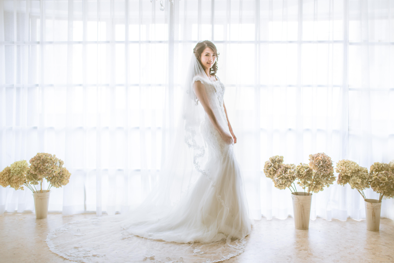 台中婚紗推薦,台中婚牆推薦,台中婚紗拍攝,台中婚紗攝影,超美夢幻花牆婚紗