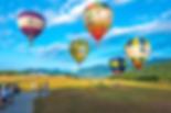 熱氣球求婚