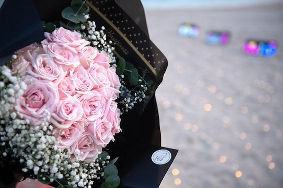 求婚道具-花束