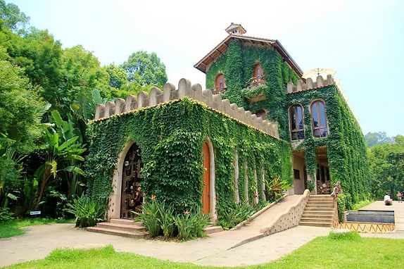 Chateau-in-the-air in Miaoli │Restaurant, Marriage Proposal, Taiwan, Castle