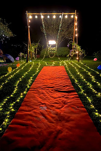 求婚道具出租-小燈串 │苗栗求婚佈置、台中求婚佈置、新竹求婚布置