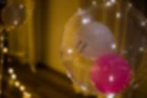 求婚佈置-閃亮波波球