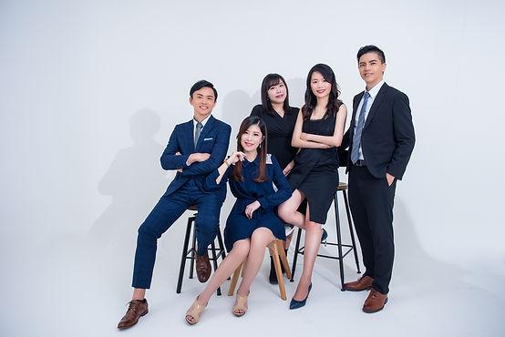 團體形象照服裝-西裝、套裝 │ 台中團體形象照價格、團體形象照服裝、團體照│萊雅視覺