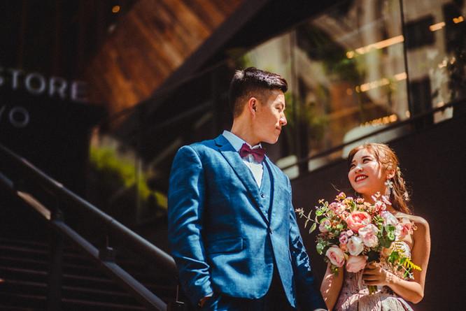 台中書店婚紗攝影