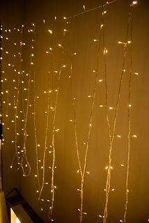 求婚佈置-背景燈串