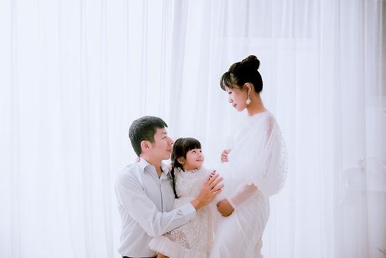爸爸與大寶一起拍攝孕婦寫真 │ 台中孕婦寫真方案,孕婦寫真風格,台中孕婦照推薦