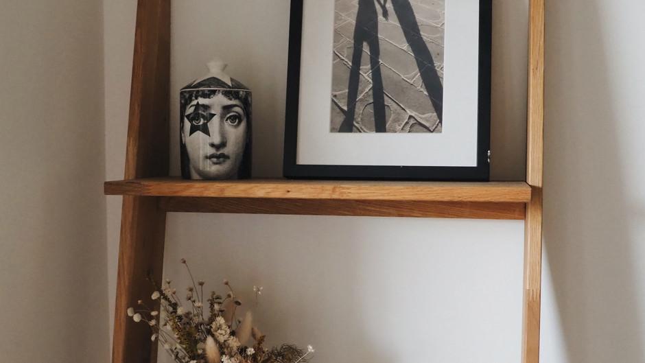 Shelf Styling with Farfetch