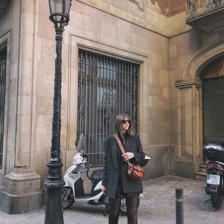 Barcelona: A Birthday Surprise Trip