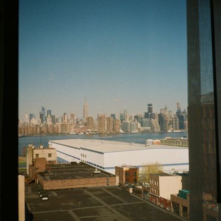A week in NYC on 35mm