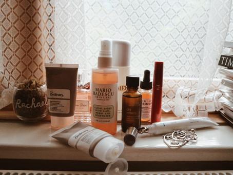 Five Beauty Faves: June