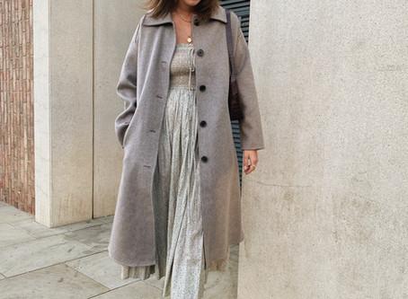 Transitional Dressing: Midi Dresses