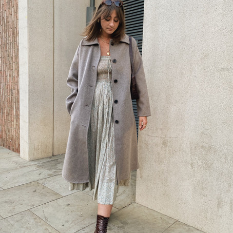 Transitional Dressing: Midi Dresses