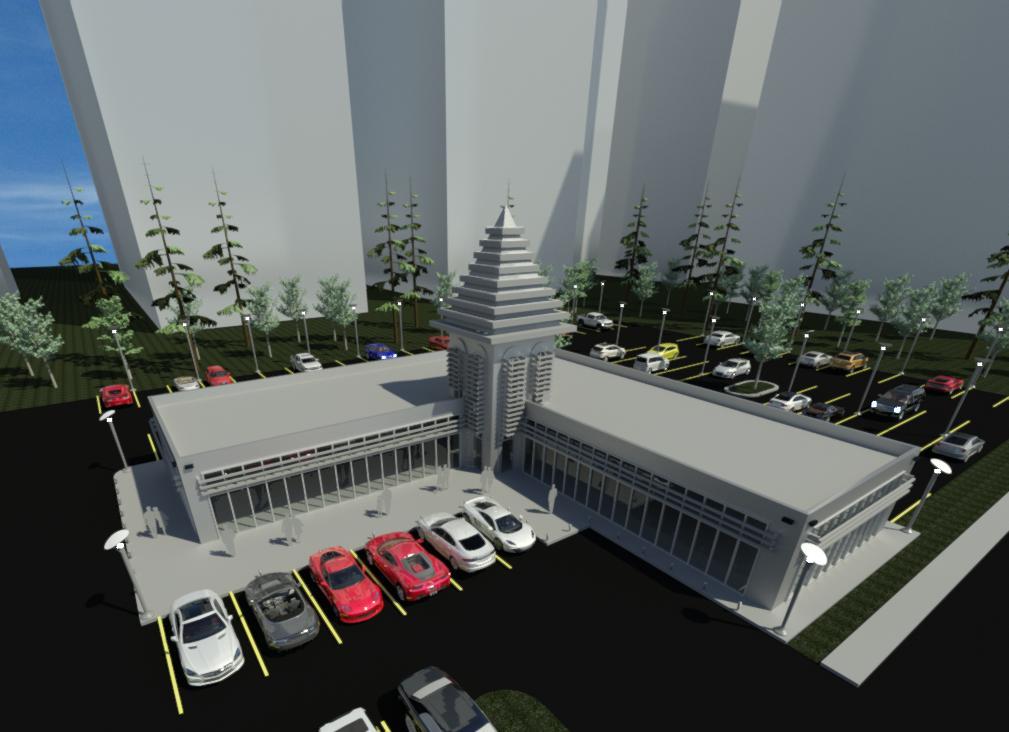 INSTITUTIONAL ARCHITECTURE