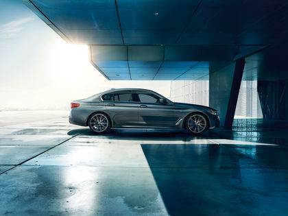 BMW 5er Artwork & CGI