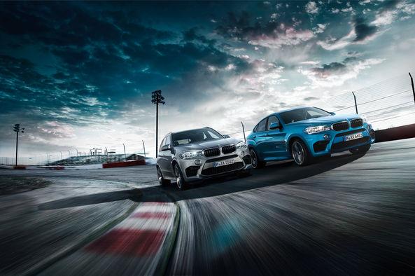 BMW X5M und X6M Artwork