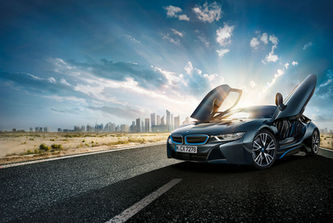 BMW Efficient Dynamics Kampagne
