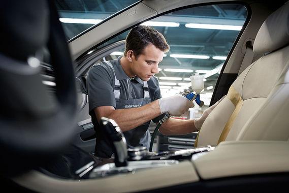 BMW Werkstatt Artwork