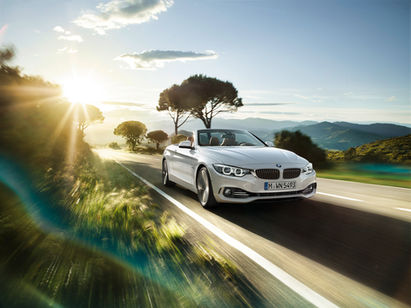 BMW 4er Cabrio Artwork