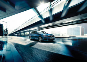 BMW 5er Touring Artwork & CGI