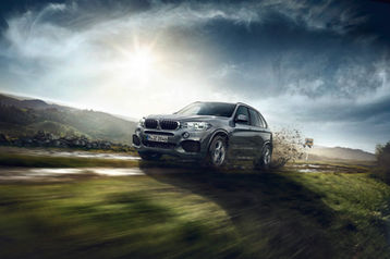 BMW xDrive Artwork