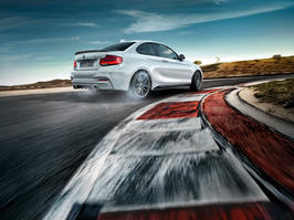 BMW M240i Artwork & CGI
