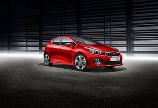 Kia Ceed Artwork