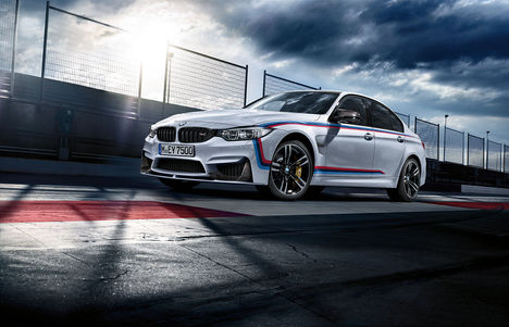 BMW MPerformance Artwork