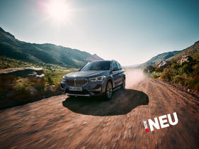 BMW X1 Artwork & CGI