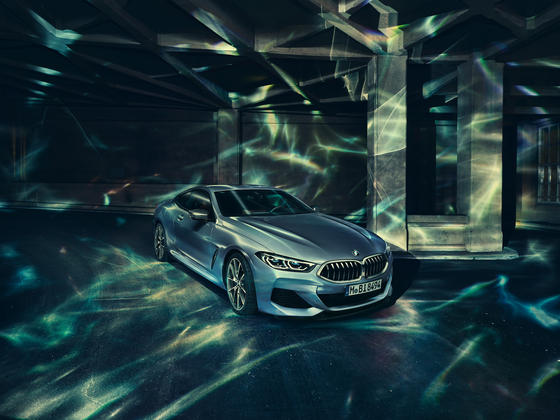 BMW 8er Series Artwork & CGI