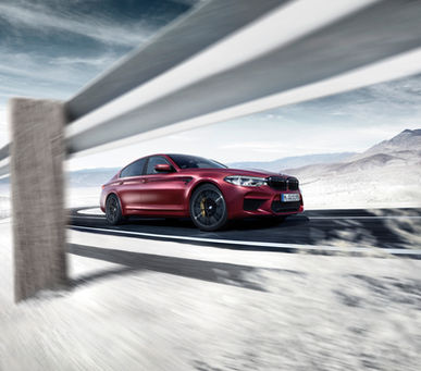 BMW M5 Artwork & CGI