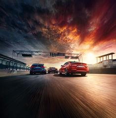 BMW M3 und M4 Artwork