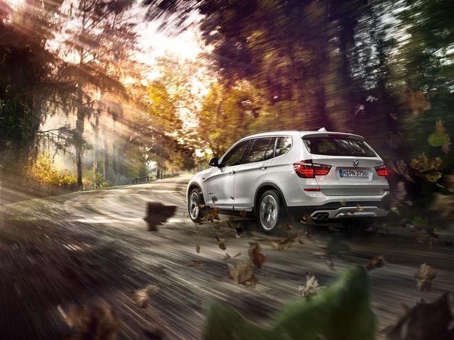BMW X3 und X4 Artwork