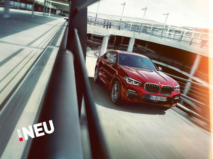 BMW x4 Artwork & CGI