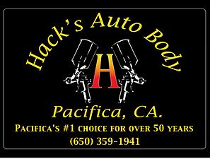 Hack's Auto Body