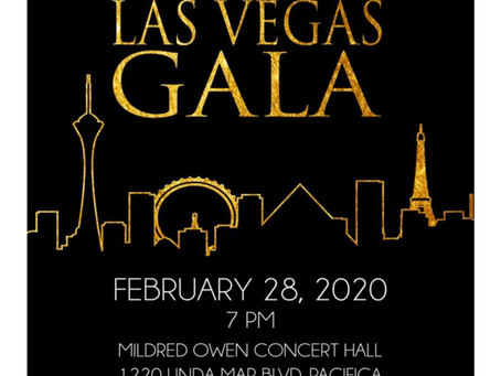 Join us at PEF's Fabulous Las Vegas Gala!