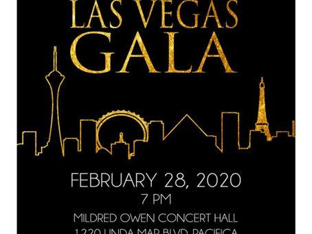 PEF's Fabulous Las Vegas Gala!