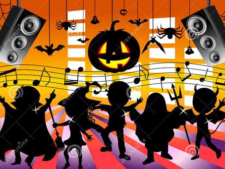 Halloween Virtual Dance Oct. 31