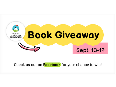 National Literacy Month Book Giveaway