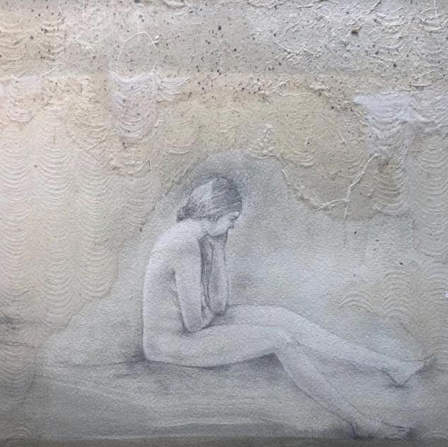 Alone  (detail)