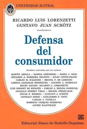 LORENZETTI, RICARDO L., y SCHÖTZ, GUSTAVO J. (coords.): Defensa del consumidor